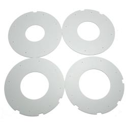 Dispense-Rite - BFL-2 KIT - BFL Series Baffle Kit image
