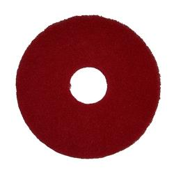 Bissell - 437.055BG - 12 in Red Polish Pad image