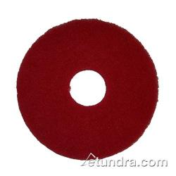 "Oreck - 437055 - 12"" Red Polish Pad image"