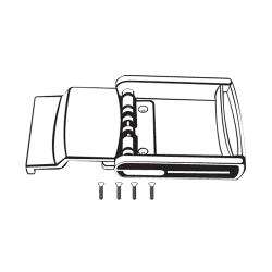 Rubbermaid - 9406-L2 - Handle & Latch Kit image