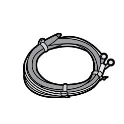 Alfa - HS6305 - Heat Seal® Seal Plate Wire Harness Kit image