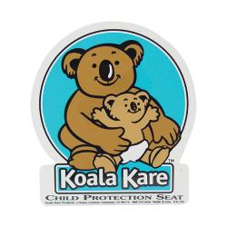 Koala - 795 - Child Protection 6 in x 7 in Door Label image