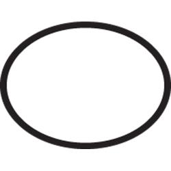 Rubbermaid - 2646-L1 - 2646 Glutton® Container O-Ring - Black image