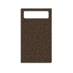 Rubbermaid - 3974-L3 - Landmark Series® Brown Container Stone Panels image