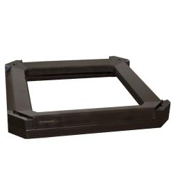 Rubbermaid - 3975-L3 - Landmark Series® Sable Container Stationary/Moving Collar image