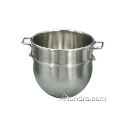 Alfa - 30VBWL - 30 Qt Stainless Steel Mixing Bowl image