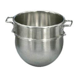 Alfa - 60VBWL - 60 Qt Stainless Steel Mixing Bowl image