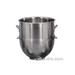 Alfa - 80VBWL - 80 Qt Stainless Steel Mixing Bowl image