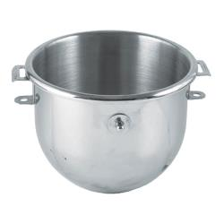 Hobart - 205-1020 - 12 Qt Stainless Steel Mixer Bowl image