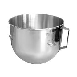 KitchenAid - K5ASBP - 5 Qt Stainless Steel Mixer Bowl image