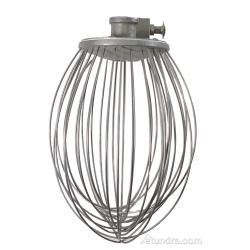 Hobart - DWHIP-HL12 - 12 Qt Wire Whip w/ Locking Pin image
