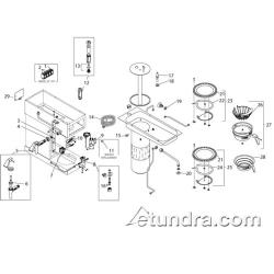 Bunn - S/ST/STF - Bunn S/ST/STF Series Parts image
