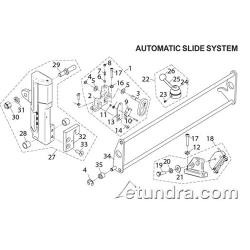 Globe - Globe 3850P & 3975P Automatic Slicer Slide Parts image