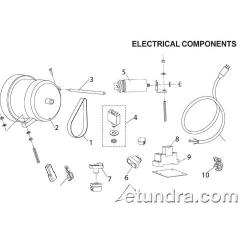 Globe - Globe G10 Slicer Electrical Parts image