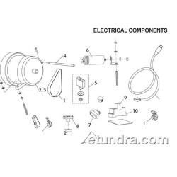 Globe - Globe G12/G12A Electrical Parts image