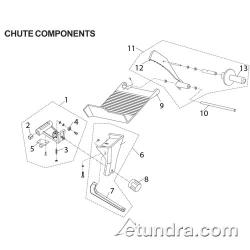Globe - Globe G12A Slicer Chute Component Parts image