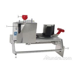 Lincoln/Vollrath Redco InstaSlice™ Slicer Parts image
