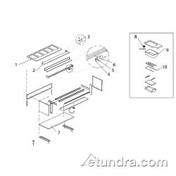 Randell - Randell Electric Hot Food Table Parts image