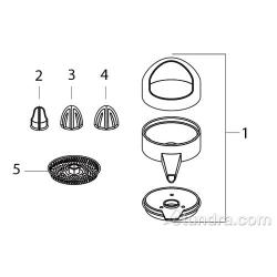Sunkist Juicer Parts image