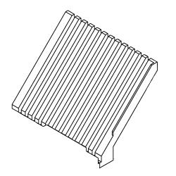 Nemco - 55312 - Support Block Assembly image