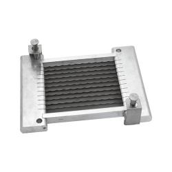 Nemco - 55868-1SC - Blade Assembly Scalloped For 3/8 in Chicken Slicer image