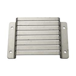 Nemco - 55939-SC - Easy Chicken Slicer™ 1/2 in Scalloped Slice Push Plate image