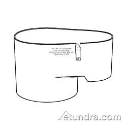 Waring - 025478 - Continuous Feed Bowl image