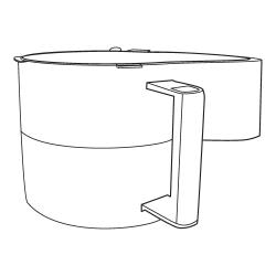 Waring - 030565 - Continuous Feed Bowl image