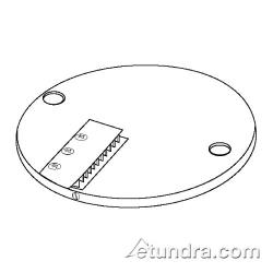 "Waring - 502701 - 1/4"" x 1/4"" Julienne Disc  image"