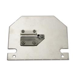 Nemco - 55707-1-G - Garnish Cut Face Plate and Blade Assembly image