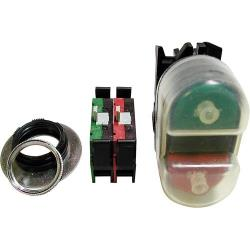 Berkel - 4975-00404 - Oval Push Button Switch Kit image