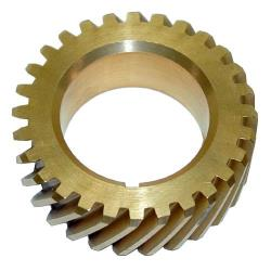 Globe - 747-17B - Bronze Knife Gear image