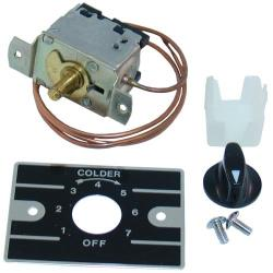 Original Parts - 461561 - 7°- 45° F Cold Control w/ 27 in Capillary image