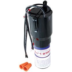 Commercial - 115V 1/4 - 1/3 HP 3 in 1 Combination Capacitor image