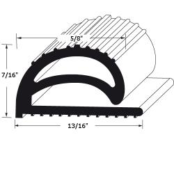 CHG - T42-3330 - 25 ft X 7/16 in Compression Gasket image