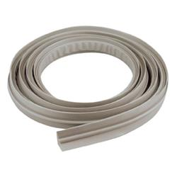 Commercial - 8' Dark Gray Snap-In Magnetic Gasket image
