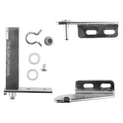 Continental Refrigeration - 20209 - Left Hand Door Hinge Assembly image