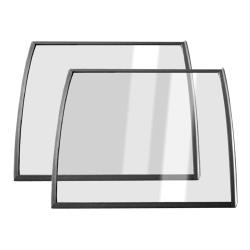 Metalfrio - C010876 - Curved Glass Lid - Set of 3 image
