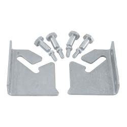 Kason - 67300000002 - Sandwich Prep Table Cover Bracket Set image
