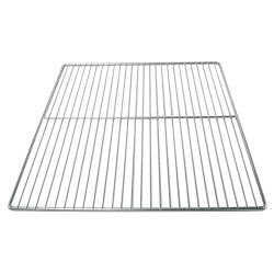 "FMP - 161-1006 - 23 1/2"" x 25"" Plated Wire Refrigerator Shelf image"