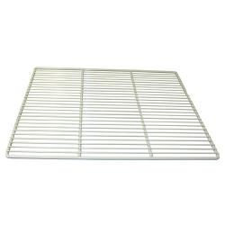 Randell - RDHDSHL105 - 25 3/8 in x 22 in Grey Epoxy Wire Shelf image