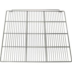 Turbo Air - 30278Q0200 - 24 1/2 in x 23 1/2 in Stainless Steel Wire Refrigerator Shelf image