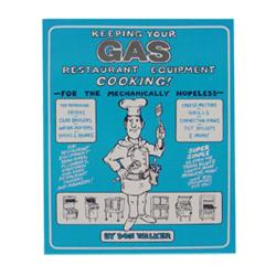 Commercial - Gas Equipment Repair Book image