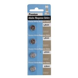 Commercial - LR44 Replacement Batteries - 4/Pk image