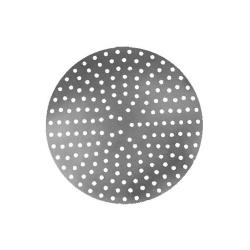 American Metalcraft - 18913PHC - 13 in Hard Coat Perforated Disk image