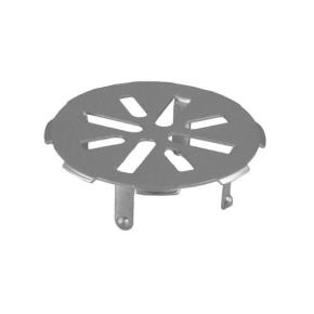 Commercial stainless steel 3 round floor drain strainer for 10 inch floor drain cover