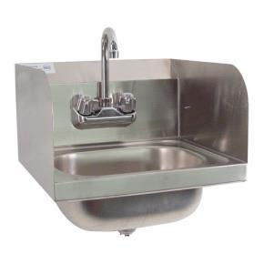 Hand Sink Commercial : SKU 11597 Plumbing / Sinks / Hand Sinks / Wall Mount Hand Sink