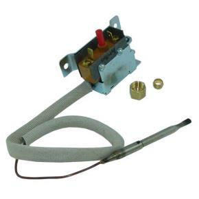 Keating - 004341 - 400° Stemco Hi-Limit Thermostat image