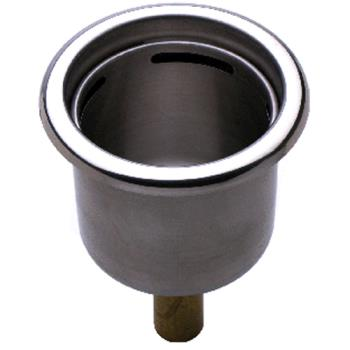 TSB00667845 - T&S Brass - 006678-45 - Stainless Steel Dipperwell Bowl Product Image