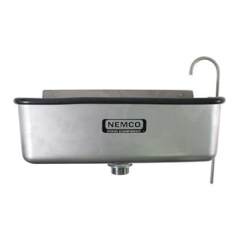 11592 - Nemco - 77316-19 - Spadewell 20 in Side Mount Dipper Well Product Image